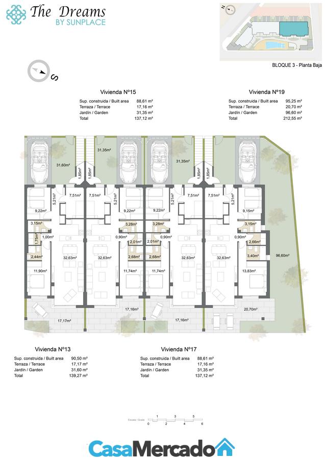 Bloque 3 bg apartamentos